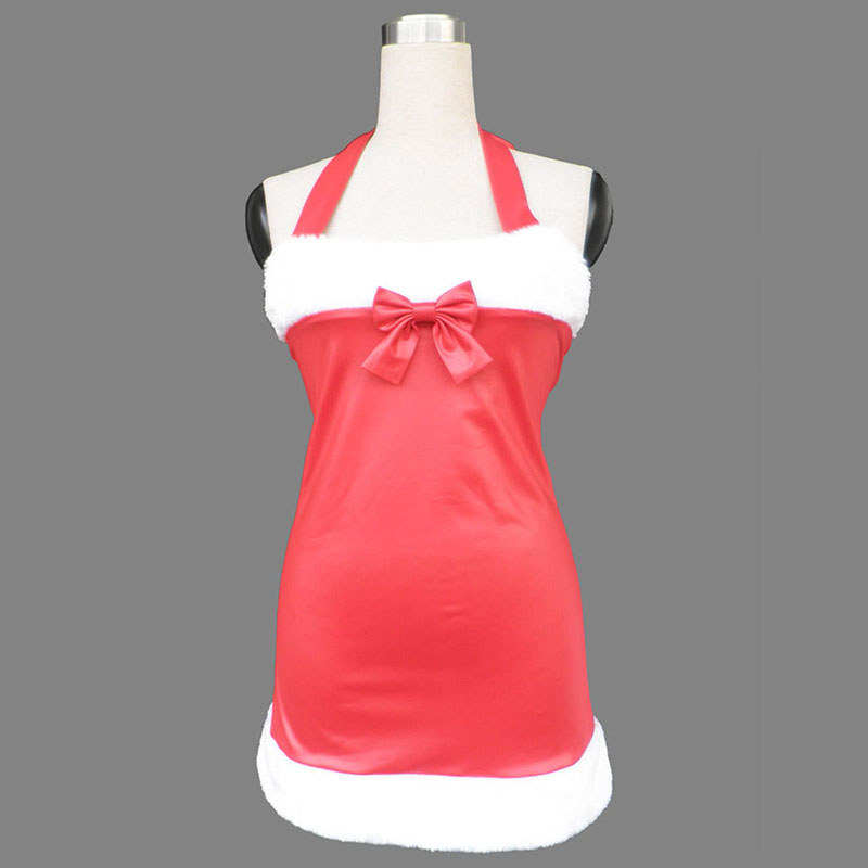 Christmas Lady Dress 2ND Cosplay Costumes