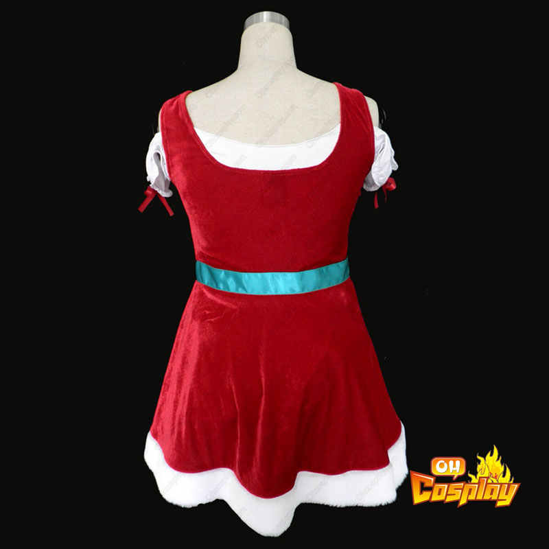 Christmas Lady Dress 8 Cosplay Costumes Canada