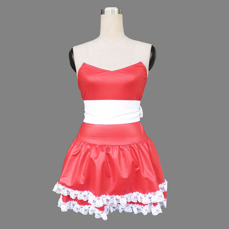 Christmas Bunny Rabbit Lady Dress 1 Cosplay Costumes UK