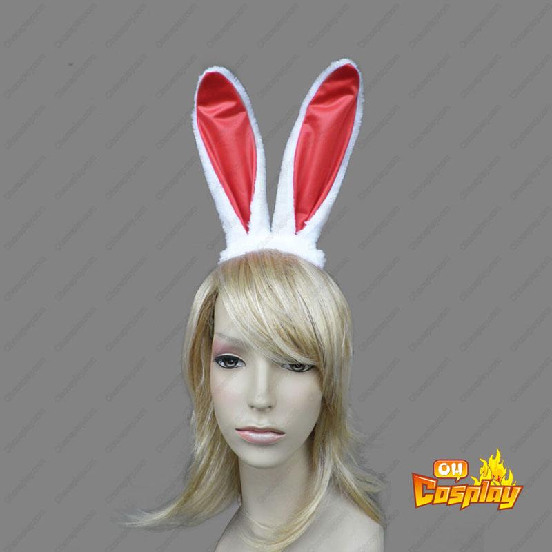 Jule Bunny Rabbit Lady Kjoler en Cosplay Kostymer