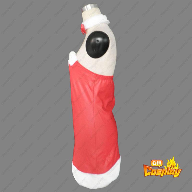 Natal do coelho de coelho Senhora Vestidos 2 Traje Cosplay
