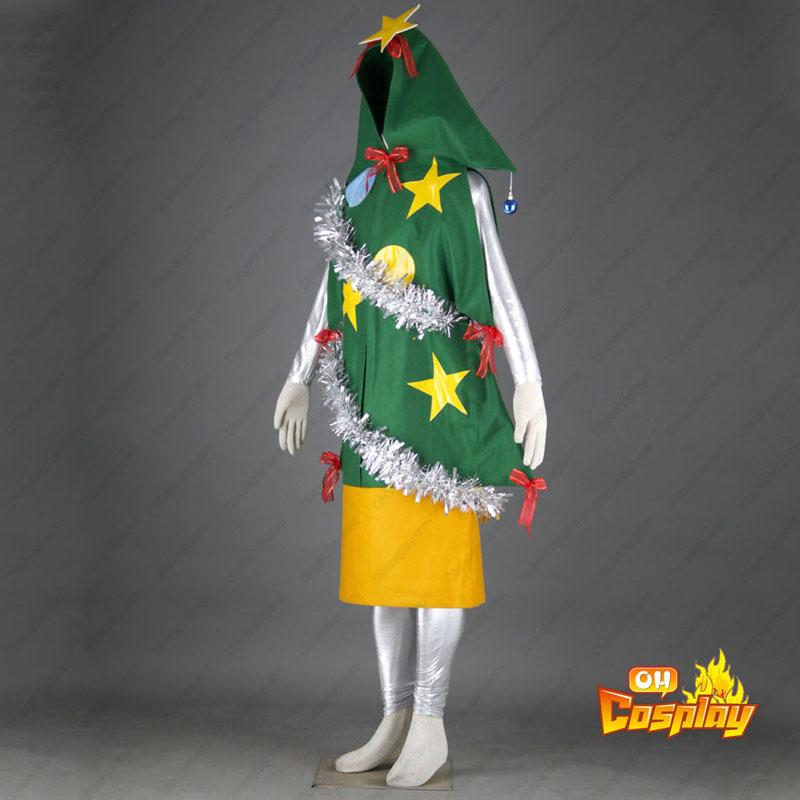 Árvore de Natal 1 Traje Cosplay