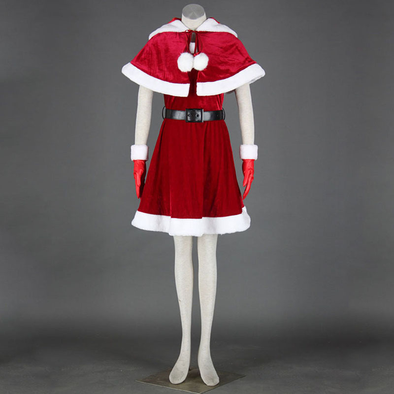 Christmas Lady Dress 11Cosplay Costumes UK Cosplay Costumes UK