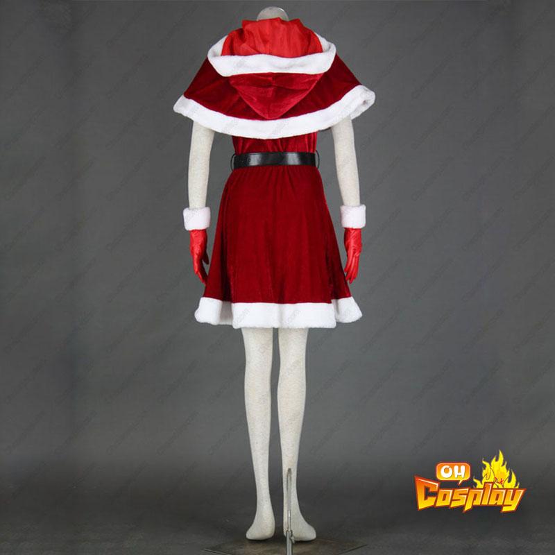 Natal Senhora Vestidos 11 Traje Cosplay