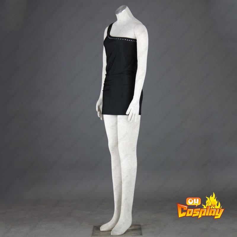 Nattklubb Kultur svart Sexy Aftonklänningar 4 Cosplay Kostym
