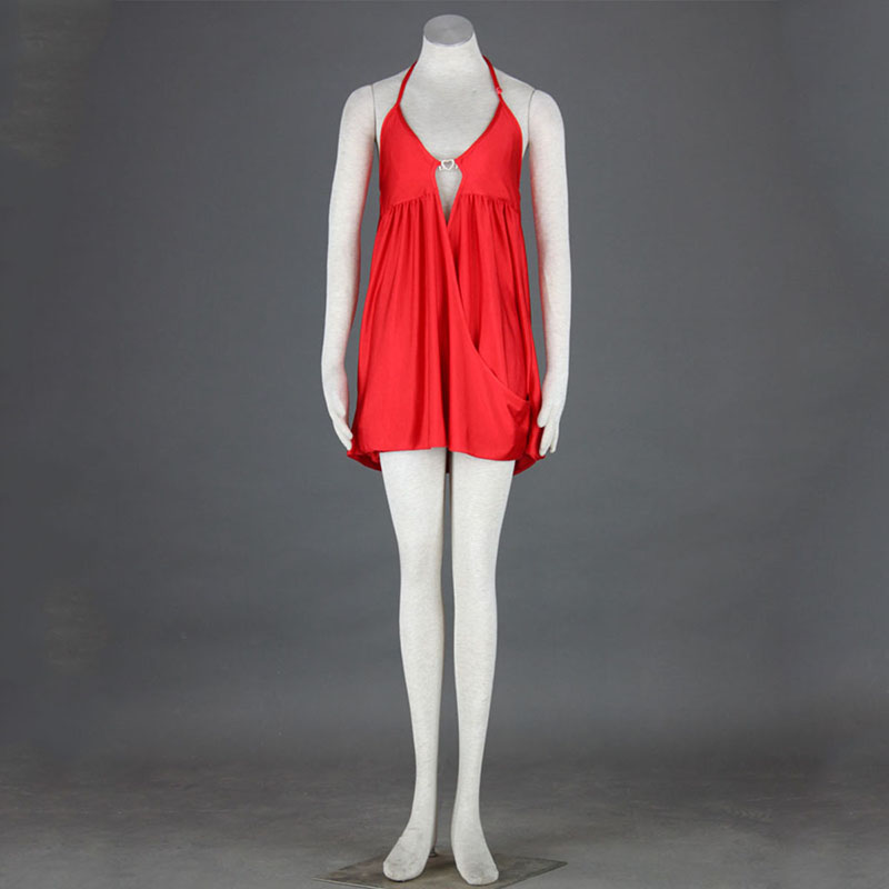 Nightclub Culture Red Sexy Evening Dress 5TH Cosplay Costumes
