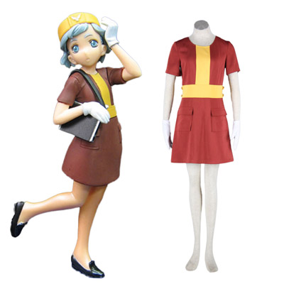Aviation Uniform Culture Stewardess 4 Cosplay Kostuums