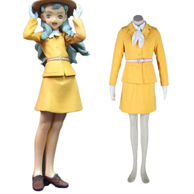 Aviation Uniform Culture Stewardess 5 Cosplay Kostuums