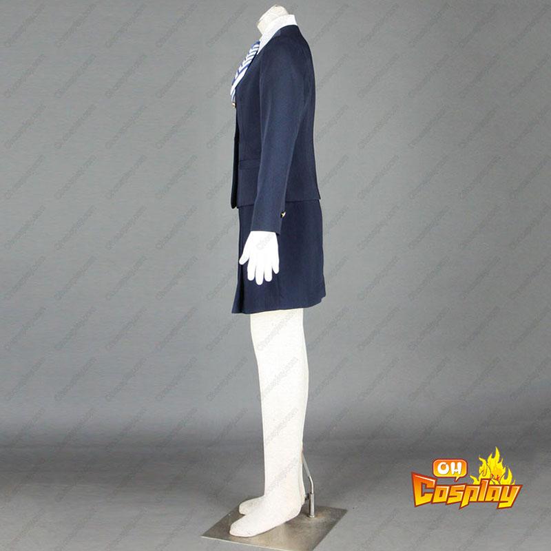 Aviation Uniform Kultur flyvertinne 7 Cosplay Kostymer