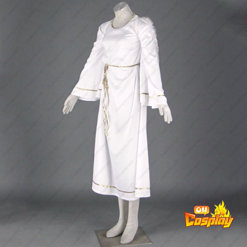 Thanksgiving Culture Angel 1 Cosplay Kostymer