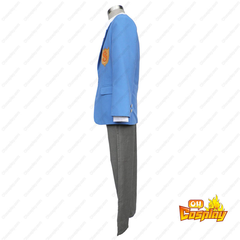 The Springs of Prince Male Uniforms Traje Cosplay