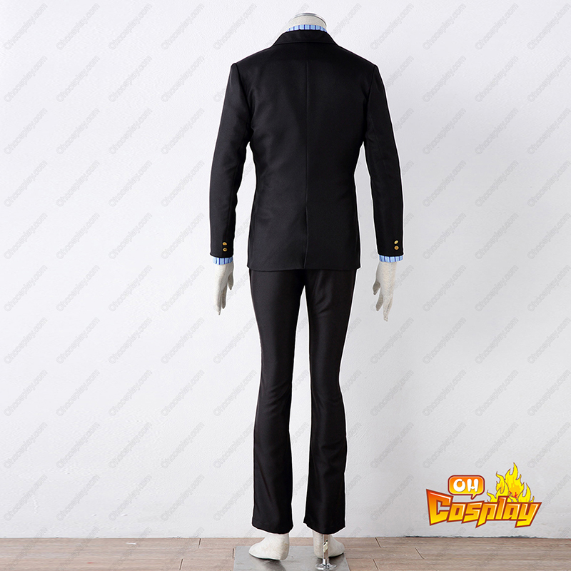 One Piece Sanji 1 Cosplay Kostymer