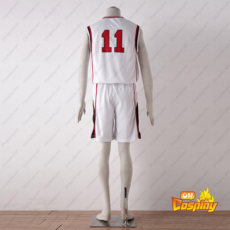 Kuroko\'s Basketball Tetsuya Kuroko 4 תחפושות קוספליי