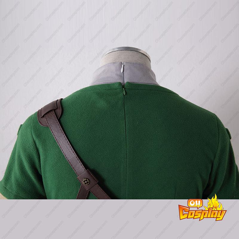 The Legend of Zelda Twilight принцеса връзка4 Cosplay костюми