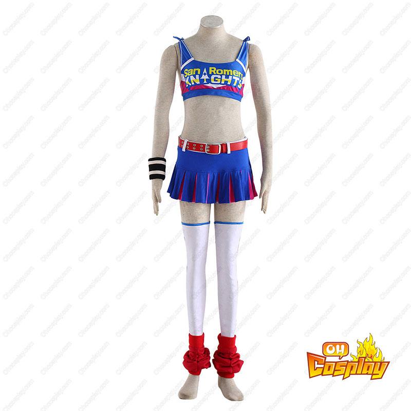 Lollipop Chainsaw Juliet 1 Cosplay костюми
