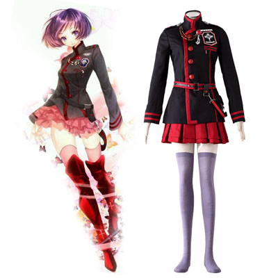 Déguisement Costume Carnaval Cosplay D.Gray-man Linali Lee 3