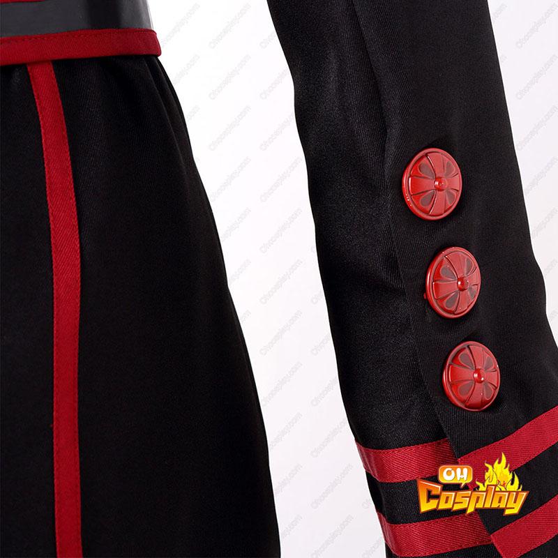 D.Gray-man Linali Lee 3 Cosplay Kostymer