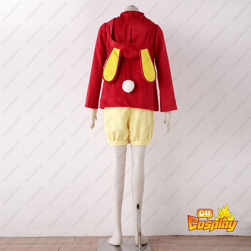 Cardcaptor Sakura Kinomoto Sakura 8 Cosplay Kostym