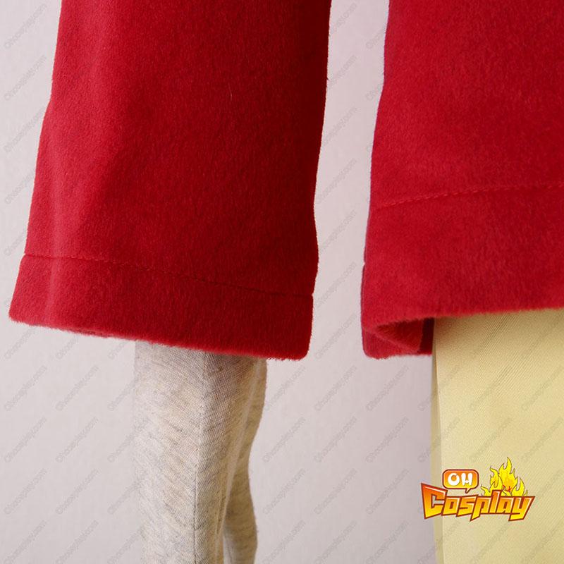סאקורה לוכדת הקלפים Kinomoto Sakura 8 תחפושות קוספליי