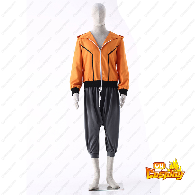 Naruto The Last Naruto 9 Cosplay Kostymer
