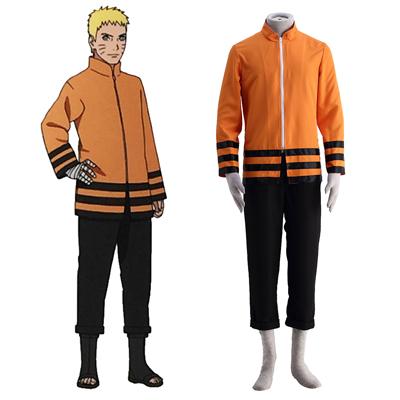 Naruto Boruto Naruto Uzumaki 10 Cosplay Kostymer