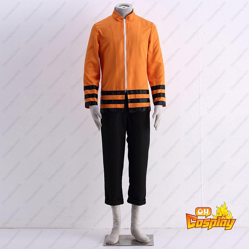 Naruto Boruto Naruto Uzumaki 10 Traje Cosplay