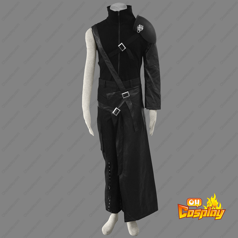 Final Fantasy VII Cloud Strife Traje Cosplay