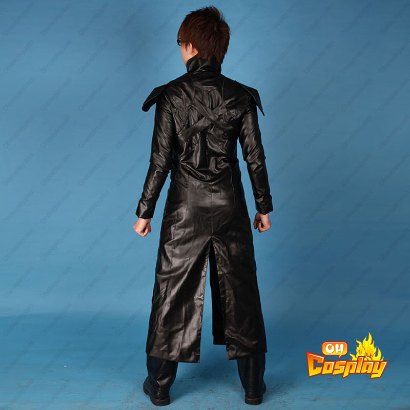 Final Fantasy VII Yazoo Cosplay Costumes