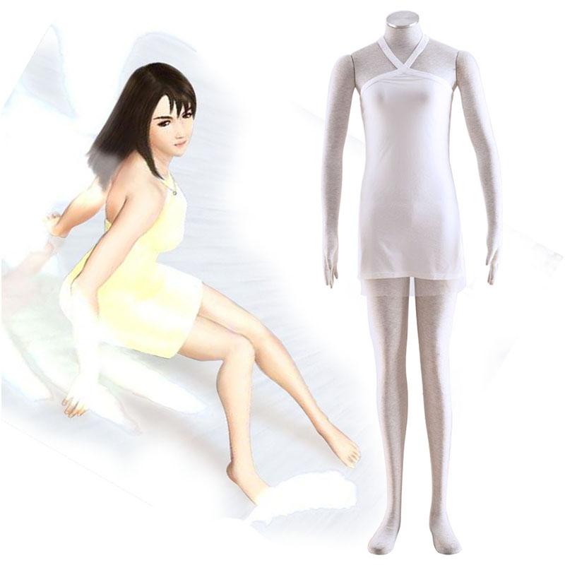 Final Fantasy VIII Rinoa Heartilly 2 Traje Cosplay