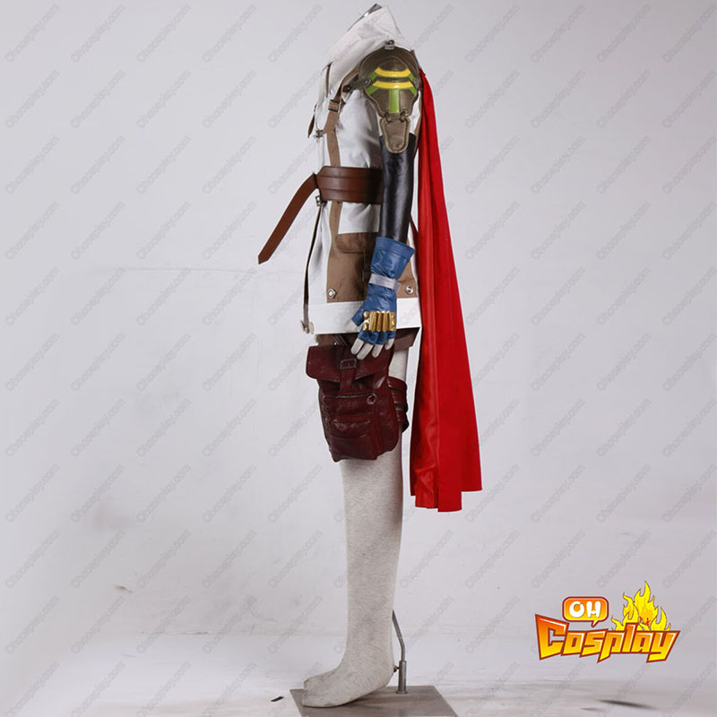 Final Fantasy XIII Lightning 1ST Cosplay Costumes