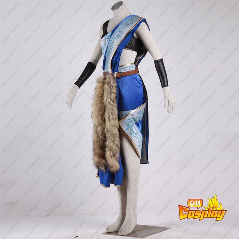 Final Fantasy XIII Oerba Yun Fang 1 Κοστούμια cosplay