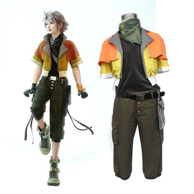 Final Fantasy XIII Hope Estheim 1ST Cosplay Costumes