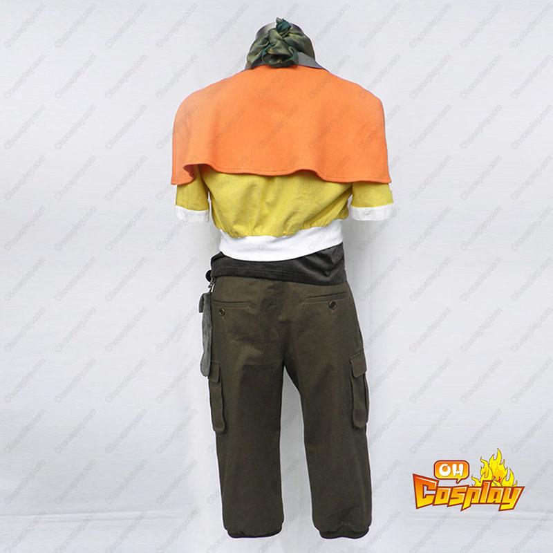 Final Fantasy XIII Hope Estheim 1 Cosplay Kostymer