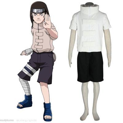 Naruto Hyūga Neji 1ST Cosplay Costumes