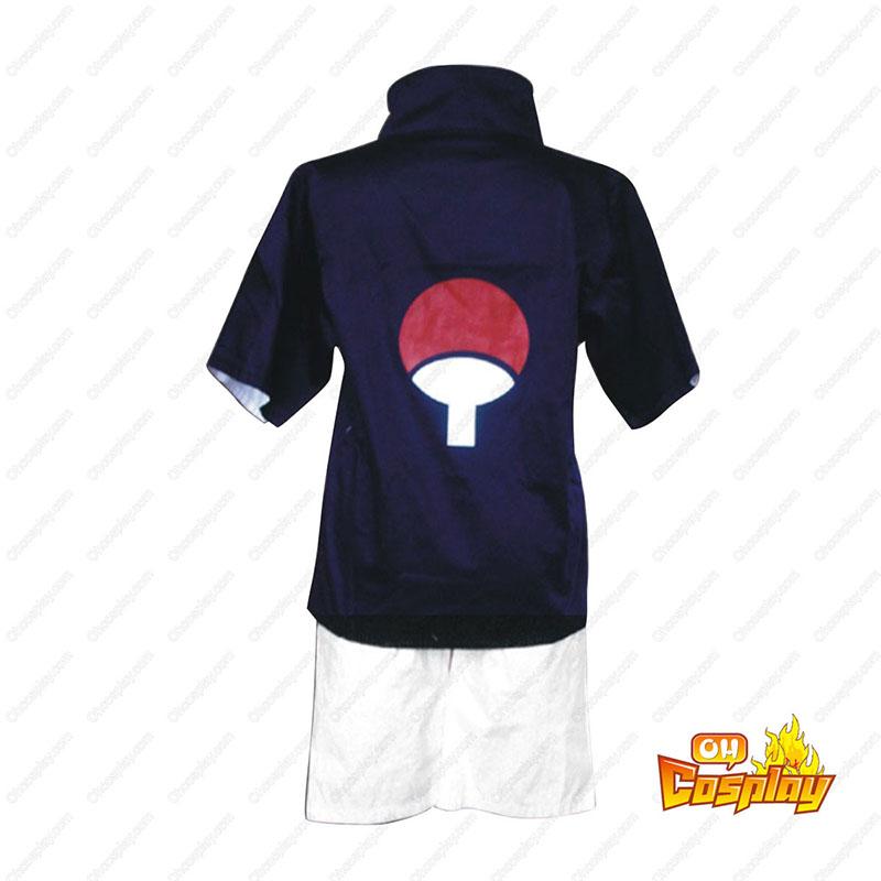Naruto Uchiha Sasuke 1 Traje Cosplay