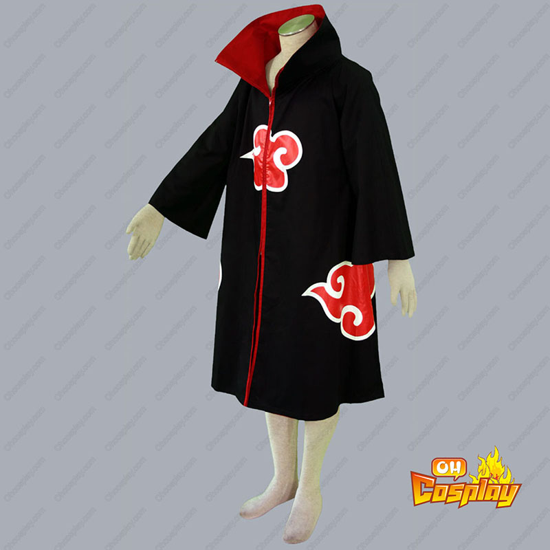Naruto Akatsuki organization 1 Cosplay Kostymer