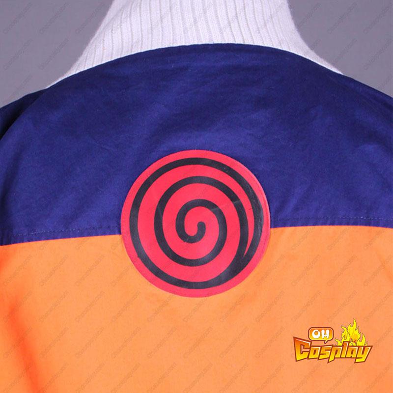 Naruto Uzumaki Naruto 1 Cosplay Kostymer