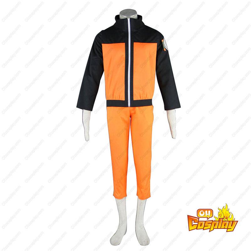 Naruto Shippuden Uzumaki Naruto 2 Cosplay Kostýmy