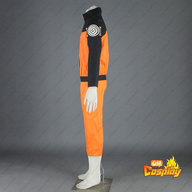 Naruto Shippuden Uzumaki Naruto 2 Cosplay Jelmezek