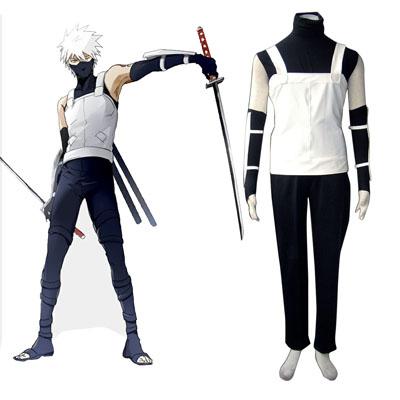 Naruto Kakashi Hatake 1 Cosplay костюми