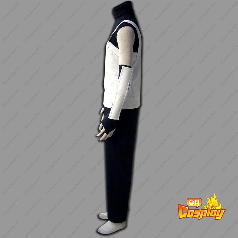 Naruto Kakashi Hatake 1 Traje Cosplay