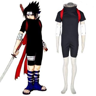Naruto Sasuke Uchiha 2 Cosplay Jelmezek
