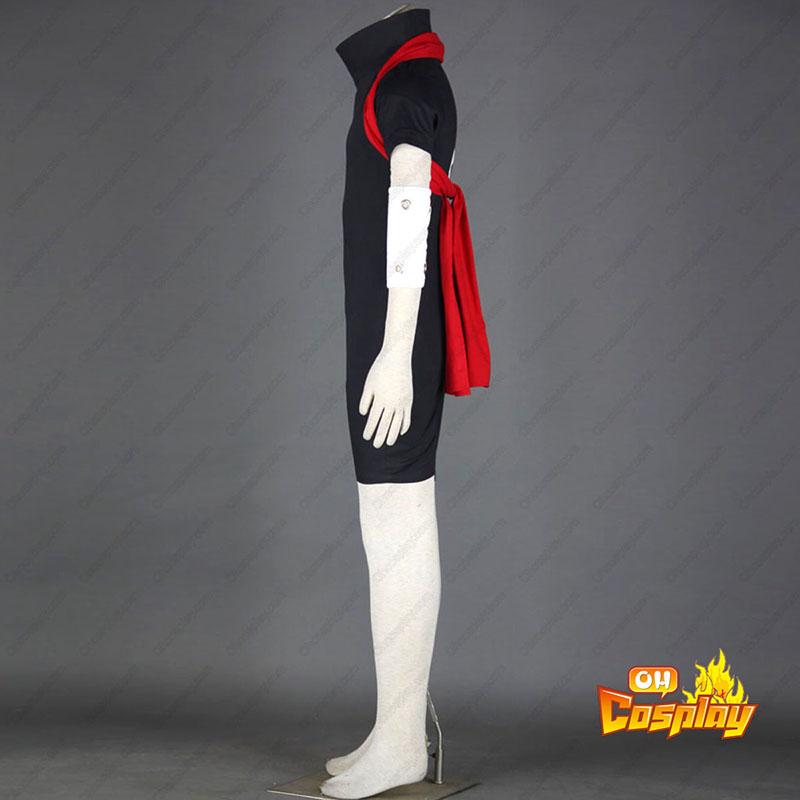 Naruto Sasuke Uchiha 2 Traje Cosplay