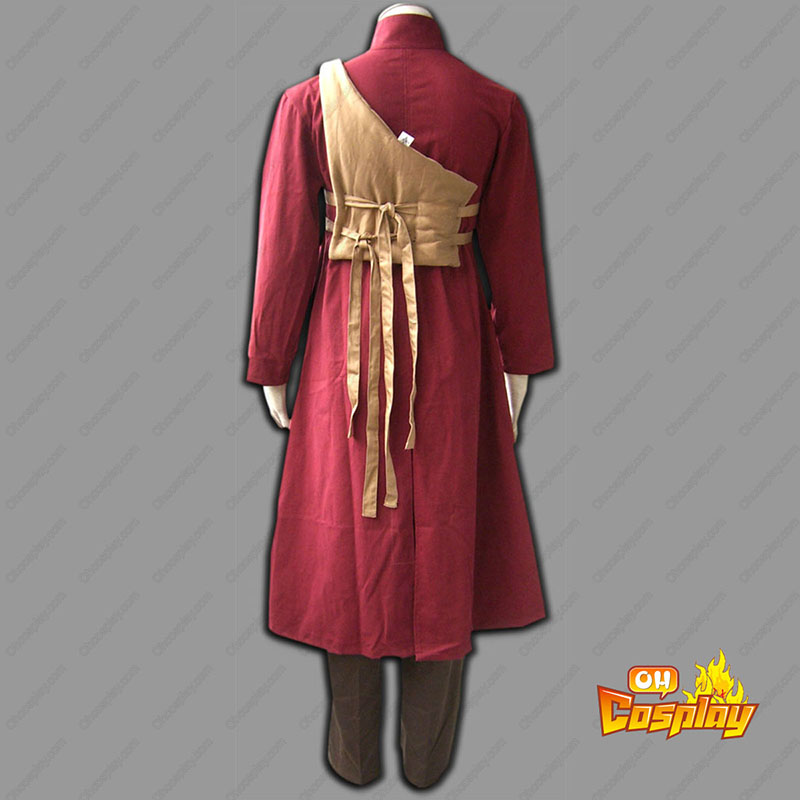 Naruto Gaara 4TH Cosplay Costumes