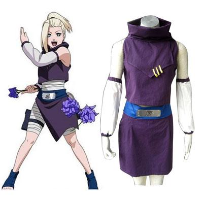 Naruto Yamanaka Ino 1ST Cosplay Costumes