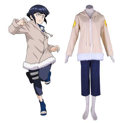 Naruto Hinata Hyuga 1ST Cosplay Costumes