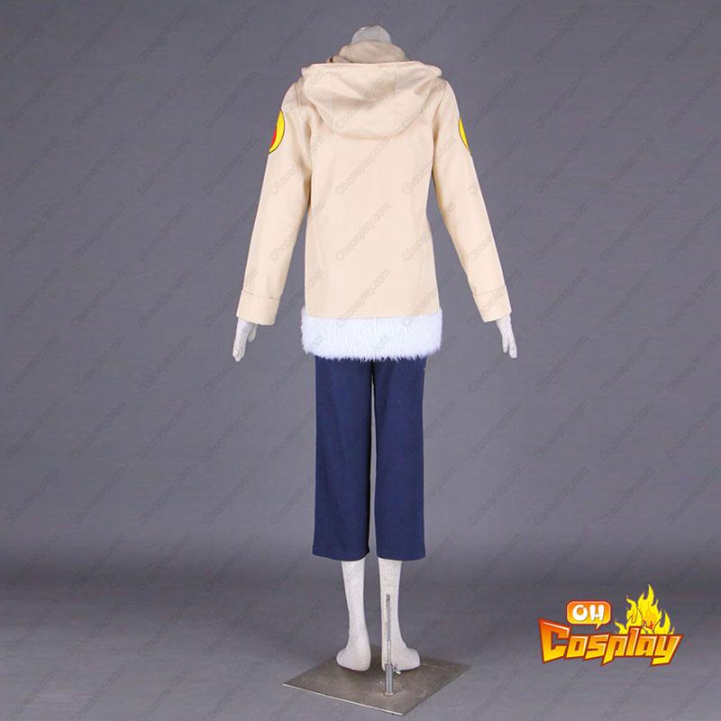 Naruto Hinata Hyuga 1 Cosplay Kostym