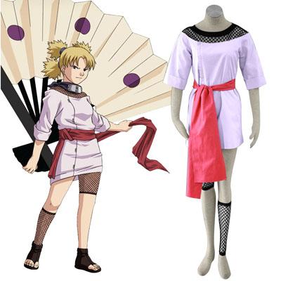 Naruto Temari 1ST Cosplay Costumes