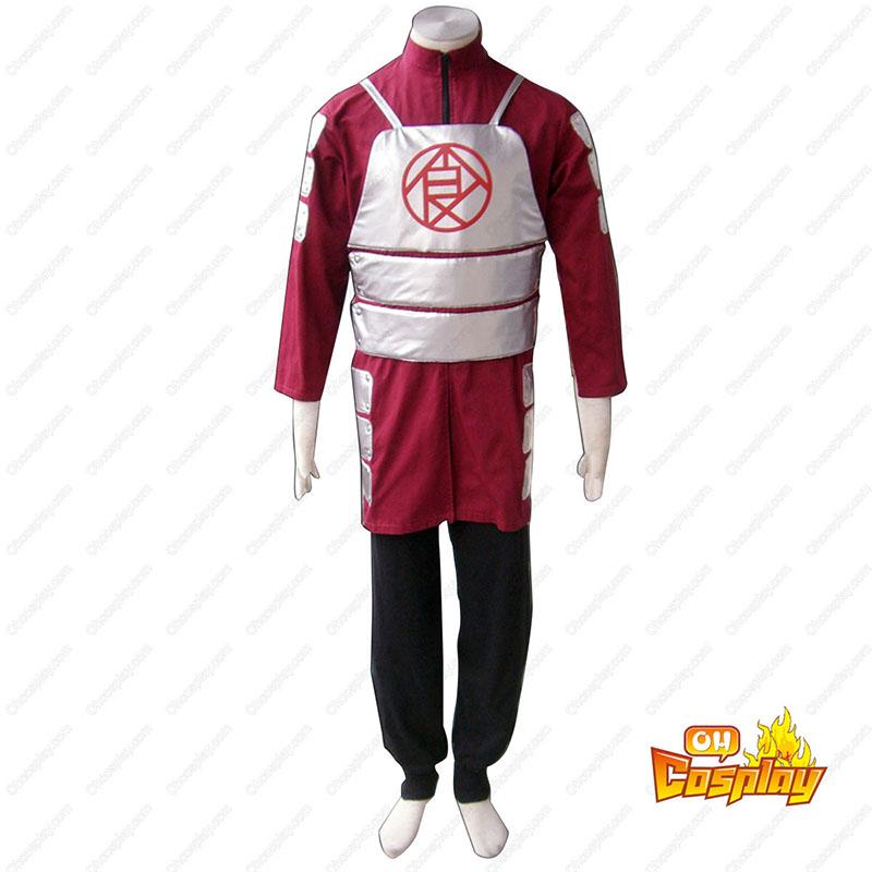 Naruto Shippuden Choji Akimichi 2 Traje Cosplay