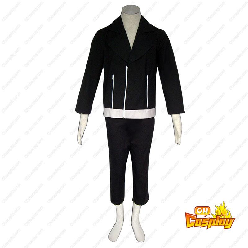 Naruto Shippuden Inuzuka Kiba 2 Cosplay Kostymer